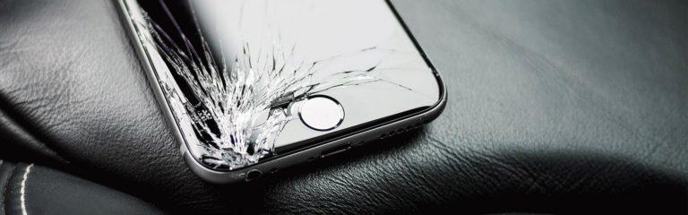 замена стекла телефона